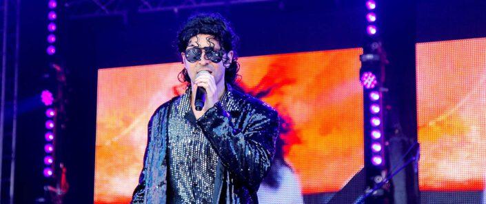Udo als Michael Jackson auf der NDR Sommertour